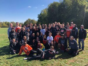 Cross Country at SWC at LCCc 10/12/19