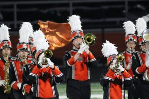 North Olmsted High School Marching Band