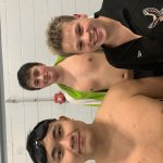 Boys Varsity Swimming & Diving falls to Olmsted Falls