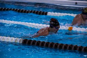 EAGLES vs BULLDOGS Swimming/Diving