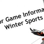 Winter Sports Senior Night Information