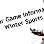 Winter Sports Senior Night Information