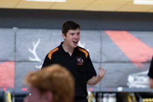 EAGLES Bowling vs Wellington
