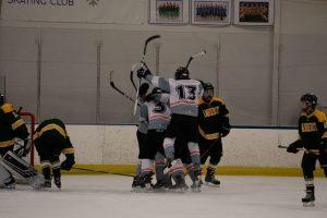 EAGLES Hockey vs Amherst