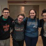 Girls Varsity Swimming & Diving beats North Ridgeville 47 – 46