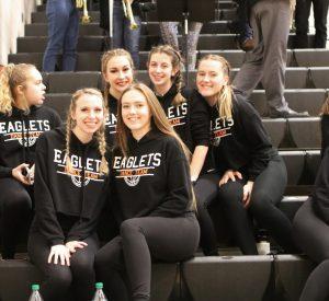 Dance Team & Cheerleaders