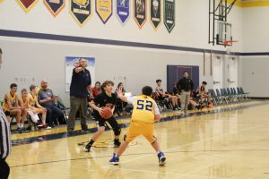 7th Grade vs Olmsted Falls   WIN