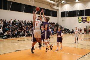 7th grade vs Lakewood  WIN!