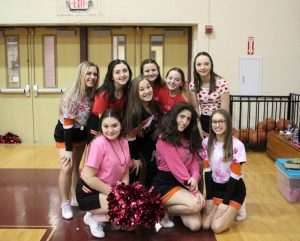 North Olmsted Cheerleaders