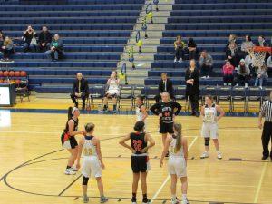 Girl's Basketball vs. Olmsted Falls