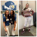 Eagles Softball Alumni in College