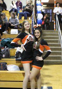 NO High School Cheerleaders