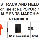 NOMS Boys and Girls Track and Field Information