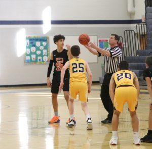 7th grade vs Olmsted Falls