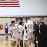 7th and 8th grade Boys Basketball Teams Survive and Advances to the Championship games