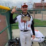 Senior Profile – Brennan Cain Baseball