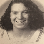 Meet the North Olmsted Athletic Hall of Famers- Carey Burvis Dewalt 1990