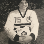 Meet the North Olmsted Athletic Hall of Famers- Angie Hamm Harrison 1988