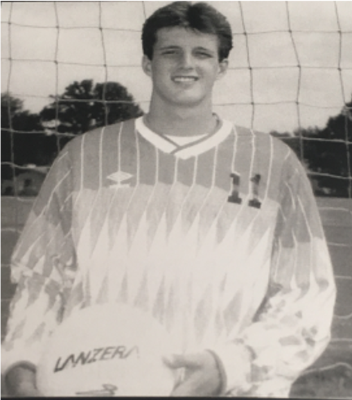 Meet the North Olmsted Athletic Hall of Famers- Matthew Sprague 1995