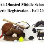 Middle School Fall Sports Registration 2020
