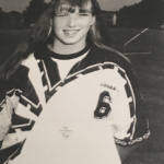 Meet the North Olmsted Athletic Hall of Famers- Kim Abbott 1997