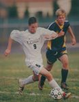 Meet the North Olmsted Athletic Hall of Famers- Geoff Marsh 2005