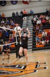 NOHS School Records- Volleyball