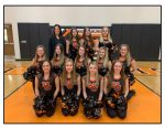 Eaglet Dance Team Tryout Information