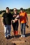 Eagle Softball Player Maddie Hruska – All Star Senior Game