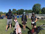Girls Varsity Golf finishes 9th place at SWC Preview