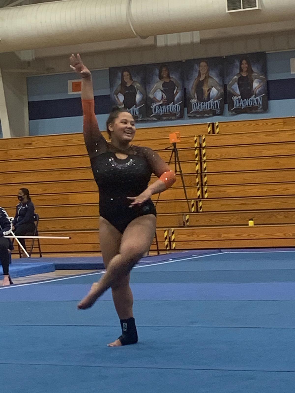 Eagle Gymnastics – Jan 2