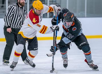 EAGLES Hockey vs Avon Lake