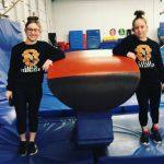 Girls Varsity Gymnastics finishes 1st place