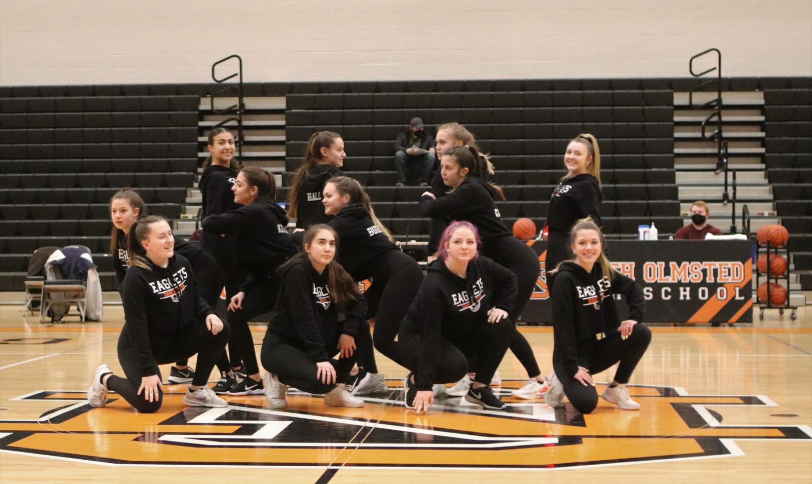 Eaglets Dance Team