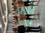 Boys Varsity Swimming & Diving falls to Westlake