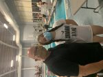 Elisabeth Davis finishes 3rd place at SWC Diving Championship