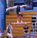 Girls Varsity Gymnastics finishes 2nd place at St Joseph's Academy