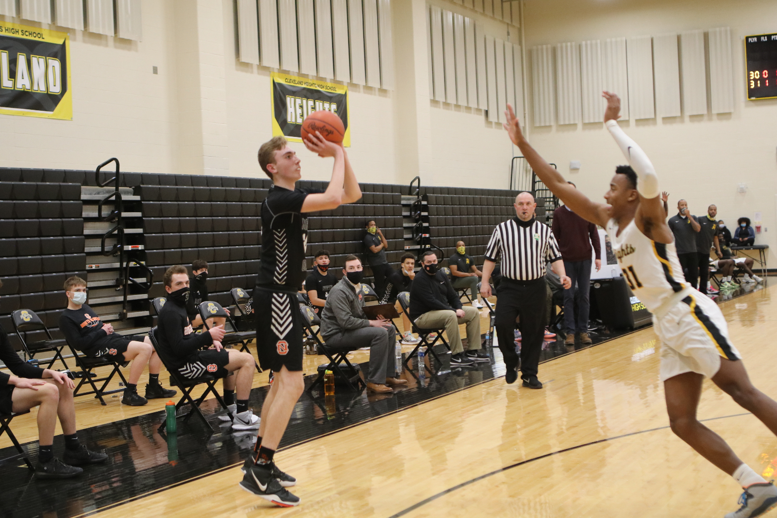 Play off Game – Varsity vs Cleveland Heights
