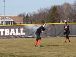 Varsity Softball scrimmage vs Valley Forge 3/23/21