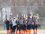 Varsity Girls go 8 innings on 3/30 to win 8-7 vs Avon Lake