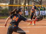 Varsity Softball vs Amherst 4/7/21