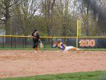 2 tough losses for Varsity Softball 4/13 vs Midview & 4/14 vs Avon