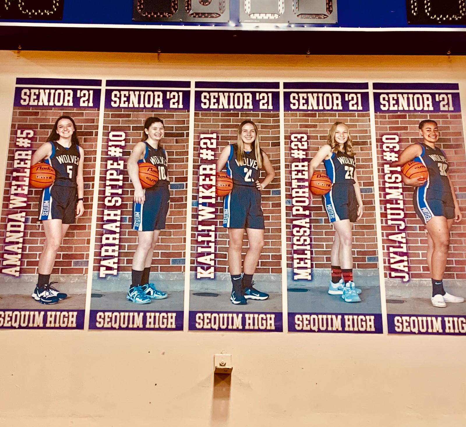 Sequim Girls' Basketball