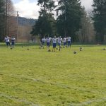 Football vs Quilcene