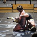 Varsity Wrestling vs. Carlisle and Winterset