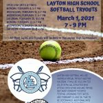 LHS Softball Tryouts 2020-21