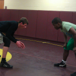 Newark Wrestling Scrimmage at Licking Heights-11/27