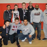 Newark Wrestling Results-Pastorius earns 3rd, JH team takes 4th place, 20 of 26 youth wrestlers place