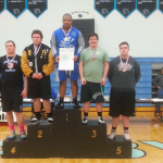 Jamye Randolph places 5th at district/state alternate