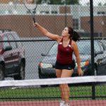 Varsity Girls Tennis 2017